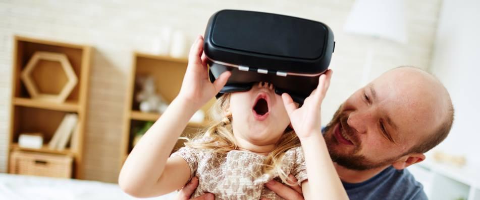 Virtualių erdvių vaizdai