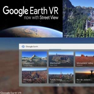 VR Google Earth | Virtuali erdvė | Virtualūs kambariai | Nuoma